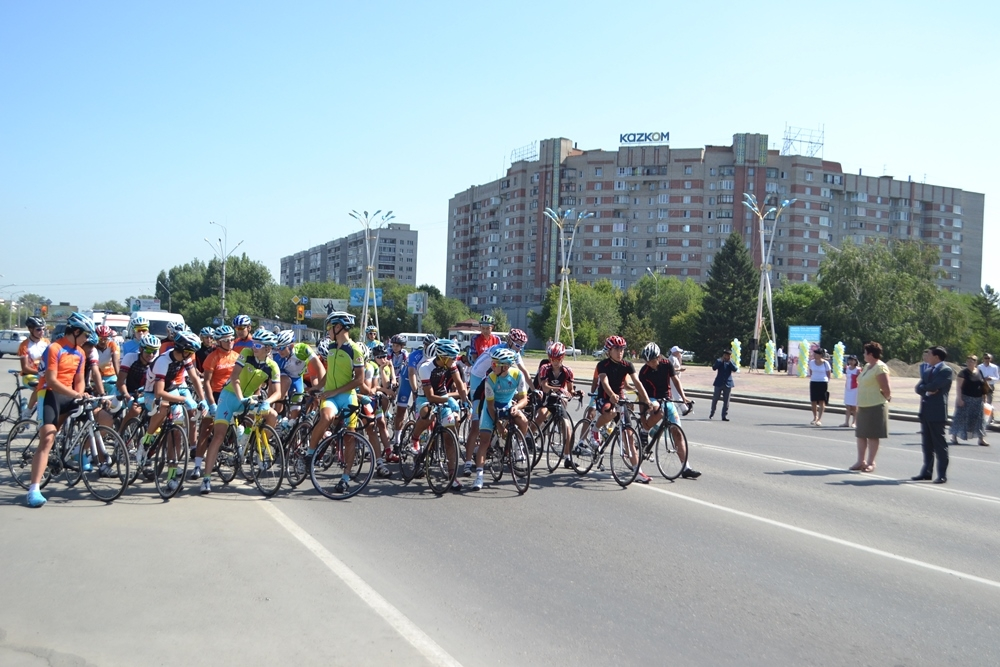 d65587af639 Cтратегия Казахстан 2050 - EKR started Republican cycling race ...