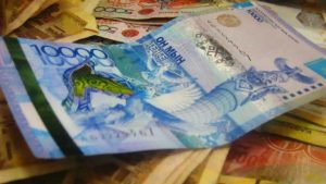 Pension savings increased by 96.9 billion tenge in January