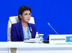 Kazakh Senate Speaker commentates on 4th Meeting of Speakers of Eurasian countries' Parliaments