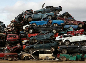 Vehicle recycling: world experience