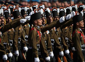 Indian military to take part in Victory Parade on Moscow's Red Square