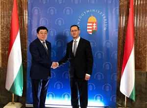 Kazakh-Hungarian coop discussed in Budapest