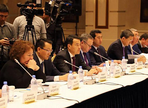 Kazakh First Vice Prime Minister attended the 21st session of Kazakh-Russian IPC