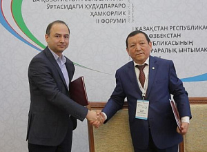 Turkestan rgn, Uzbekistan tighten trade relations
