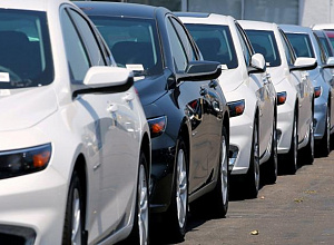 Most popular vehicles in a nine-month period named in Kazakhstan
