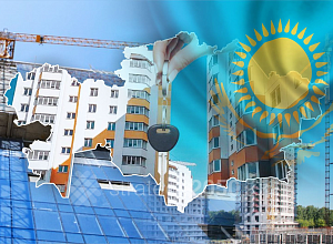 More than 55K apartments built in Kazakhstan for 7 months