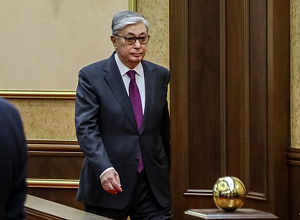 Trust level in Kazakh President reaches 74.9% - survey results
