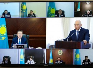 Kazakhstan has real potential to become one of world's food hubs — Askar Mamin