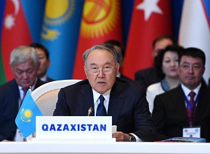 Nazarbayev suggested developing Turkic Vision 2040 Programme