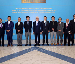 Asian countries' interest in investment coop with Kazakhstan rises