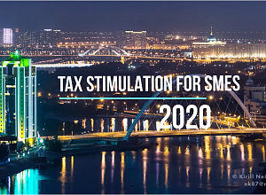 Tax stimulations for SMES 2020