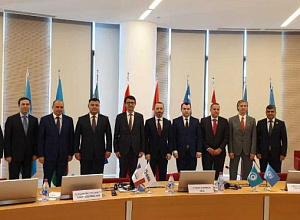Kazakh-Azerbaijani coop on official development assistance discussed in Baku