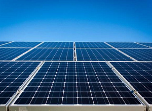 Solar power station established in Karaganda rgn