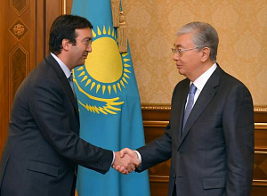 Head of State received GRECO Executive Secretary