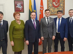 Kazakh Ambassador to Lithuania paid a visit to Tauragė