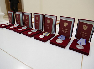 Afghanistan veterans awarded in Moscow