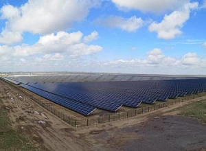 German investor built 3rd solar power plant in Karaganda rgn