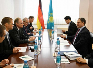 Kazakhstan and Germany to lift relations to a new stage