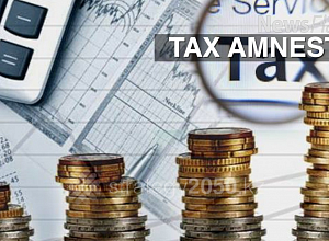 Who is avail of estate tax amnesty in Kazakhstan?