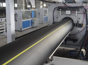 Turkestan rgn starts production of polyethylene pipes
