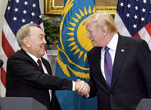 First President – National Leader Nursultan Nazarbayev's 10 Foreign Trips