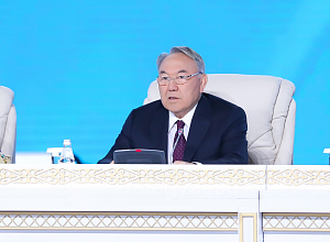 "Principle of ""Unity in Diversity"" means that all the 130 ethnic groups form today's independent Kazakhstan"